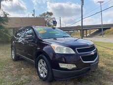 2009 Chevrolet Traverse LT w