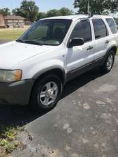 2001 Ford Escape Spor