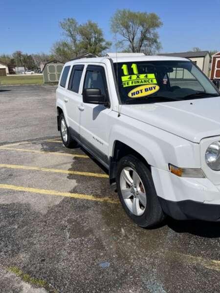 2011 Jeep Patriot Latitude for Sale  - 4396  - Family Motors, Inc.
