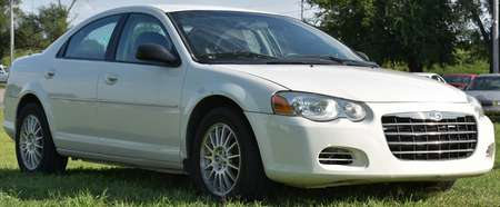 2006 Chrysler SEBRING SDN Touring Sedan for Sale  - LLL4101  - Family Motors, Inc.