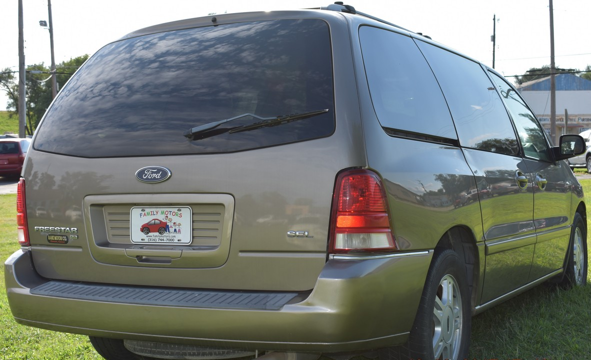 2005 Ford Freestar  - Family Motors, Inc.