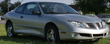 2005 Pontiac Sunfire Coupe w/1SV for Sale  - LLL4138  - Family Motors, Inc.