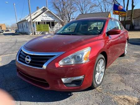 2013 Nissan Altima 2.5 SV for Sale  - 4366  - Family Motors, Inc.
