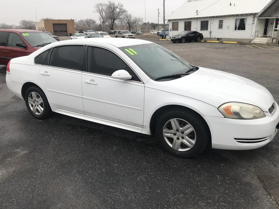 2011 Chevrolet Impala  - Family Motors, Inc.