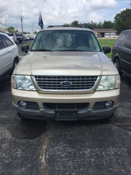 2003 Ford Explorer SUV for Sale  - LF4228R  - Family Motors, Inc.