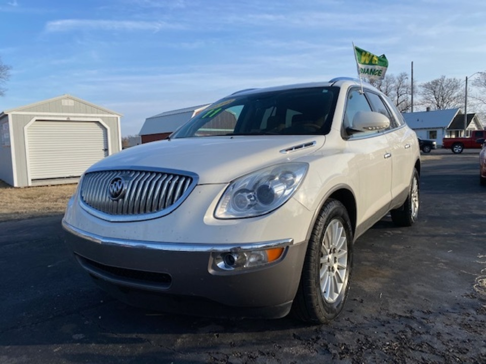 2011 Buick Enclave CX  - 4362  - Family Motors, Inc.
