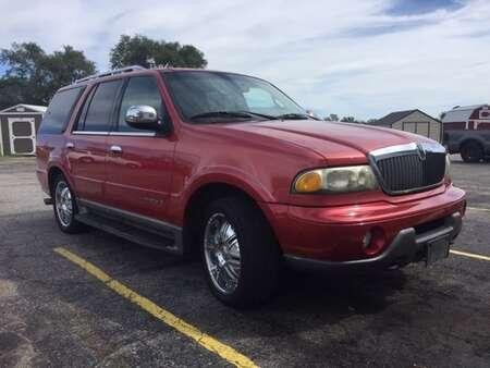 2001 Lincoln Navigator  for Sale  - 4251  - Family Motors, Inc.