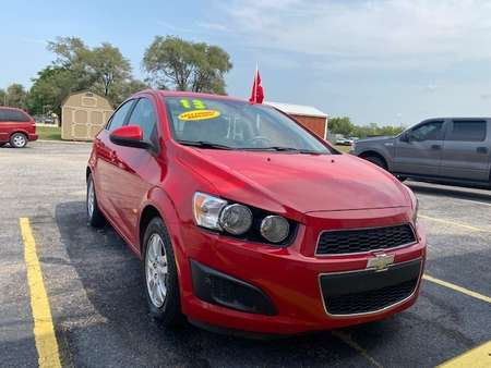 2013 Chevrolet Sonic LT for Sale  - 4377  - Family Motors, Inc.