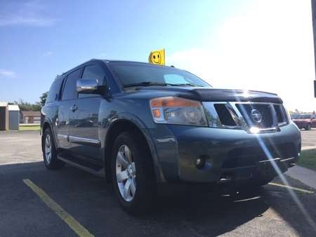 2011 Nissan Armada  for Sale  - 4327  - Family Motors, Inc.