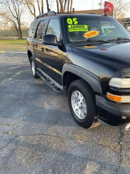 2005 Chevrolet Tahoe Z71 for Sale  - L4266  - Family Motors, Inc.