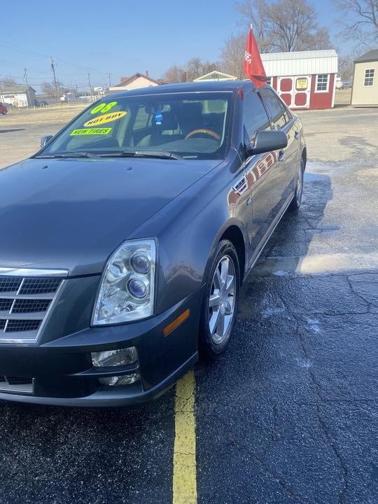 2008 Cadillac STS RWD w/1SE  - FFLL4304RR  - Family Motors, Inc.