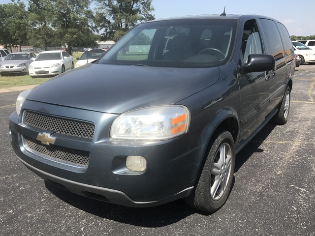 2005 Chevrolet Uplander  - Family Motors, Inc.