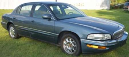 2002 Buick Park Avenue Sedan for Sale  - LLLL3945  - Family Motors, Inc.