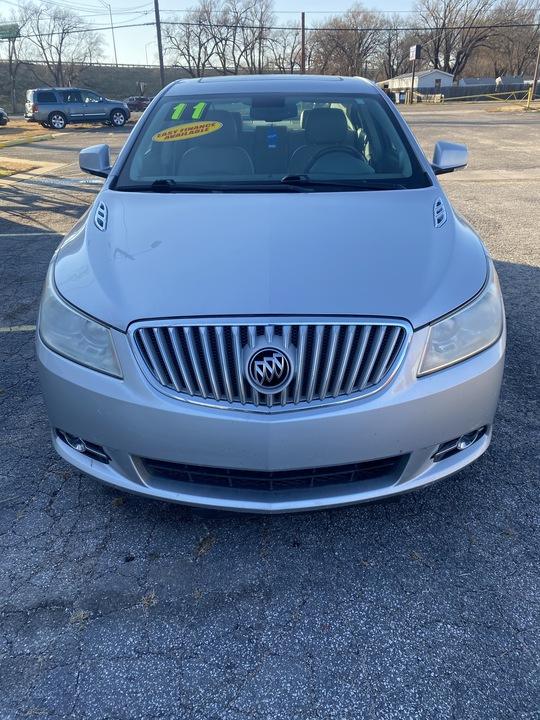 2011 Buick LaCrosse  - Family Motors, Inc.