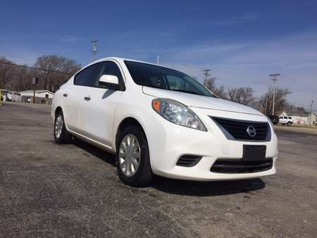 2013 Nissan Versa SV for Sale  - 4320  - Family Motors, Inc.