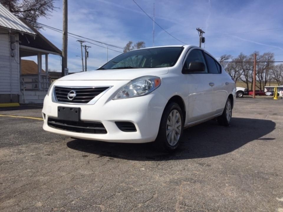 2013 Nissan Versa  - Family Motors, Inc.