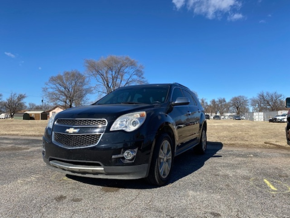 2012 Chevrolet Equinox LTZ  - 4364  - Family Motors, Inc.