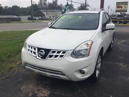 2012 Nissan Rogue SL-AWD for Sale  - 4290  - Family Motors, Inc.