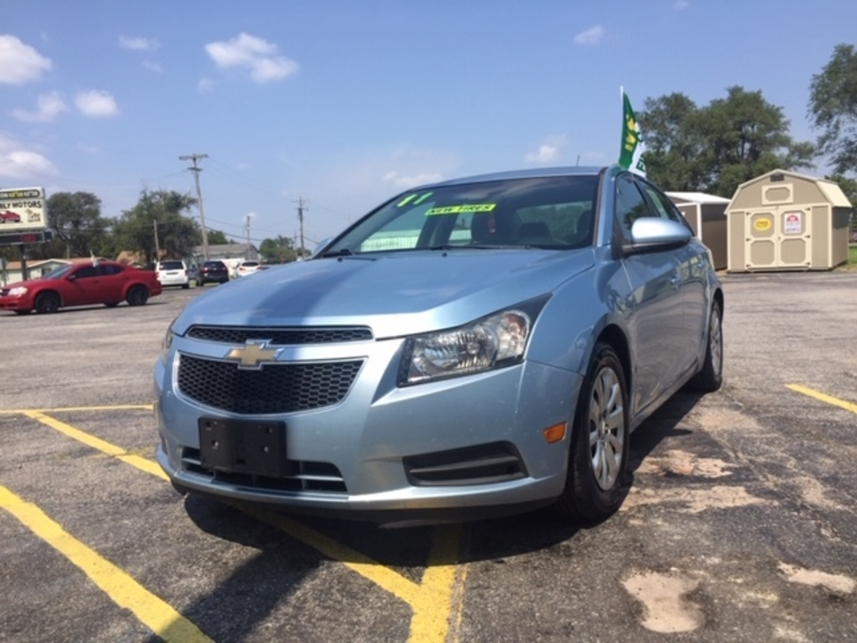 2011 Chevrolet Cruze  - Family Motors, Inc.