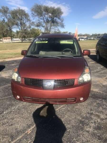 2005 Nissan Quest Van for Sale  - L4240  - Family Motors, Inc.