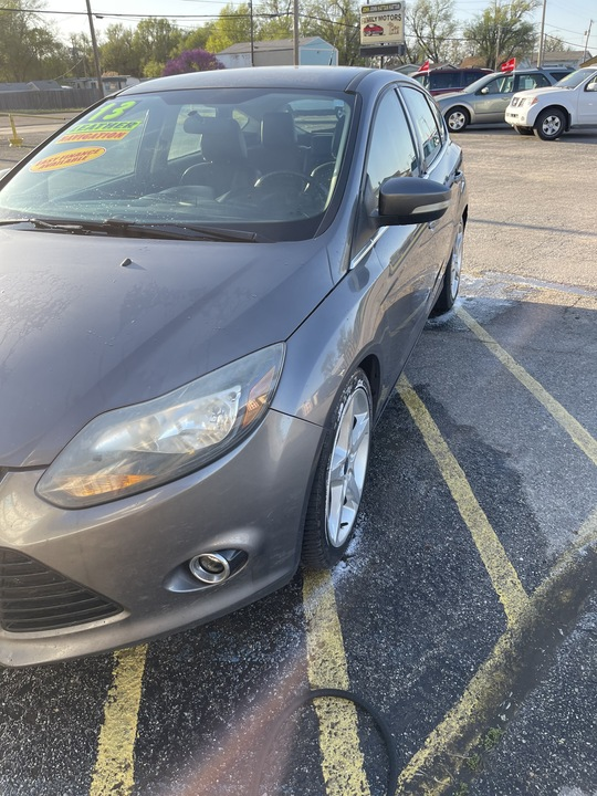 2013 Ford Focus Titanium  - 4397  - Family Motors, Inc.