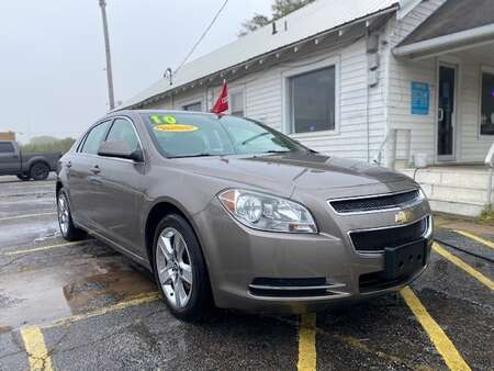 2010 Chevrolet Malibu LT w/1LT for Sale  - LL4308R  - Family Motors, Inc.