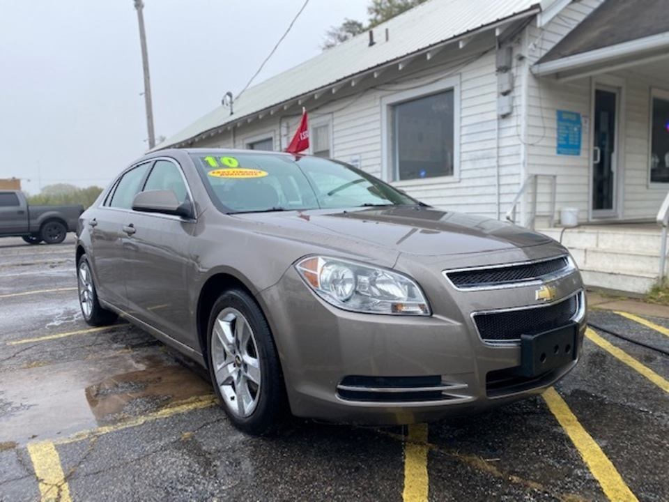 2010 Chevrolet Malibu LT w/1LT  - LL4308R  - Family Motors, Inc.