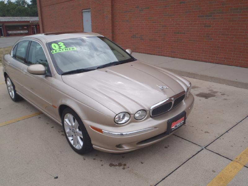 2003 Jaguar X Type 3.0L
