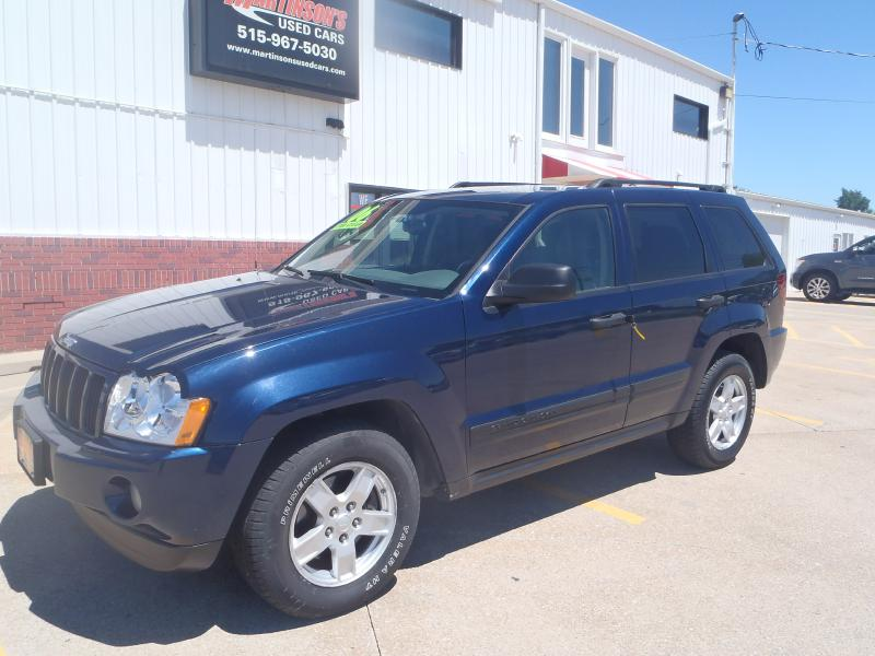 Exceptional 2005 Jeep Grand Cherokee LAREDO
