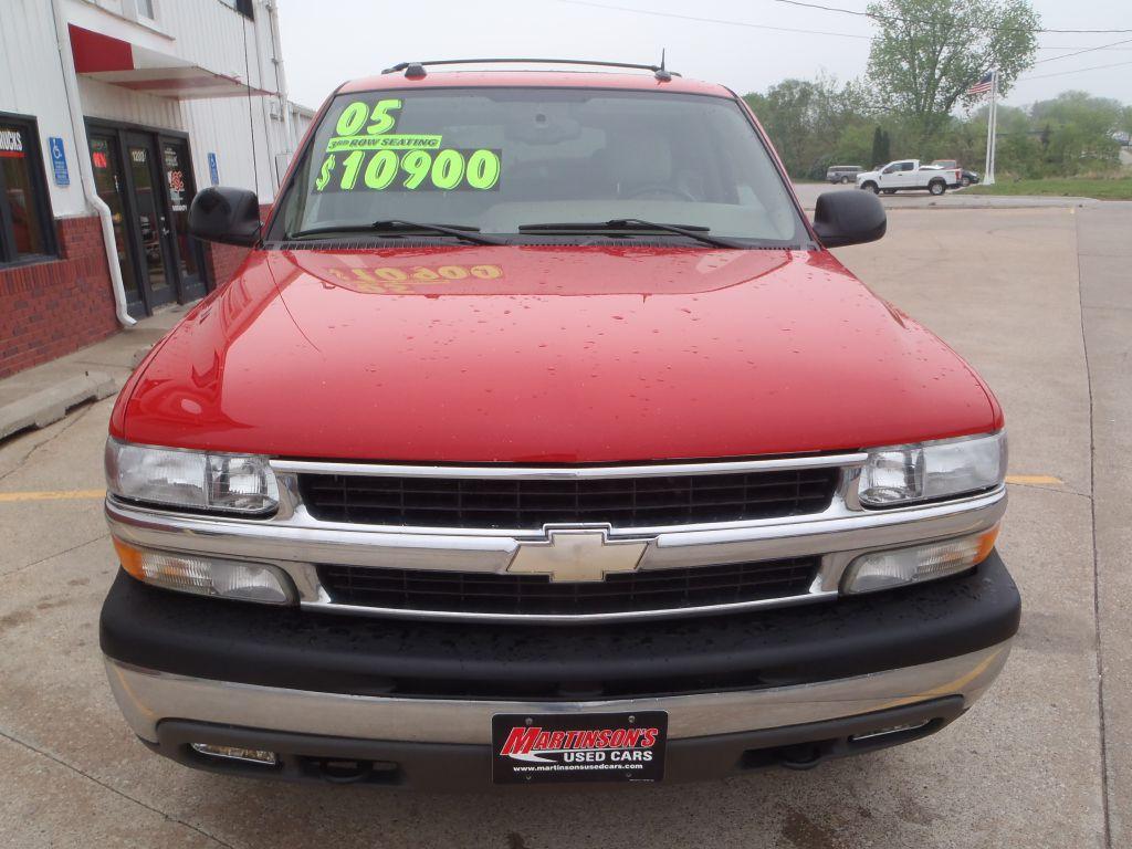 2005 Chevrolet Tahoe  - Martinson's Used Cars, LLC