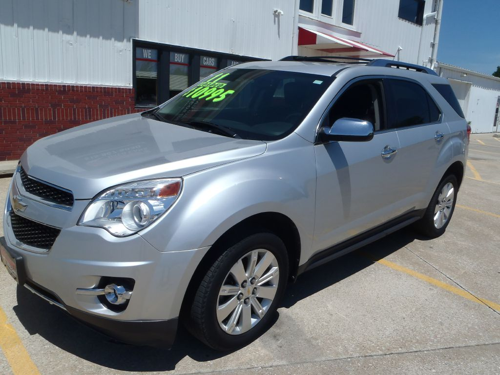2011 Chevrolet Equinox  - Martinson's Used Cars, LLC