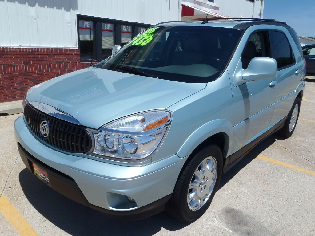 2006 Buick Rendezvous  - Martinson's Used Cars, LLC