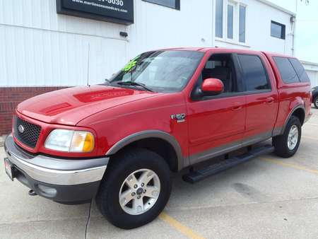 2002 Ford F-150 SUPERCREW for Sale  - B68242  - Martinson's Used Cars, LLC