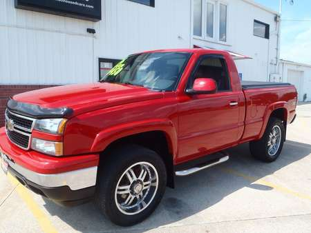 2006 Chevrolet Silverado 1500  for Sale  - 177826  - Martinson's Used Cars, LLC