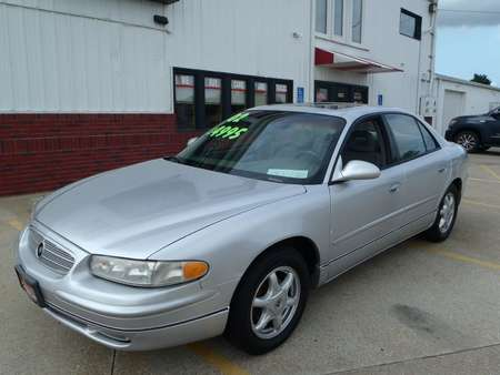 2002 Buick Regal LS for Sale  - 187958  - Martinson's Used Cars, LLC