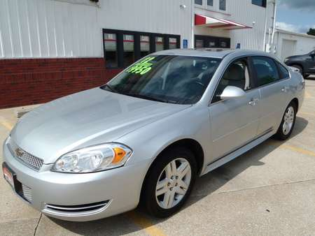 2012 Chevrolet Impala LT for Sale  - 162840A  - Martinson's Used Cars, LLC