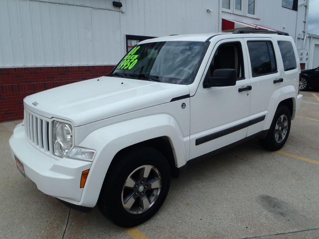 2008 Jeep Liberty  - Martinson's Used Cars, LLC