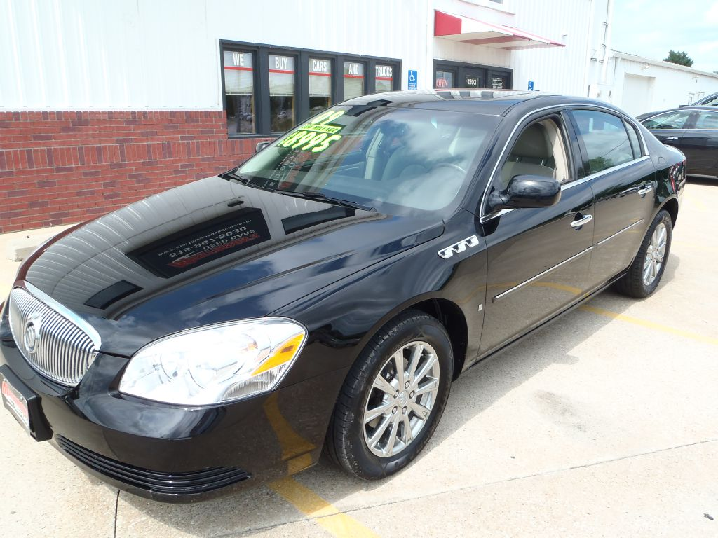 2009 Buick Lucerne  - Martinson's Used Cars, LLC