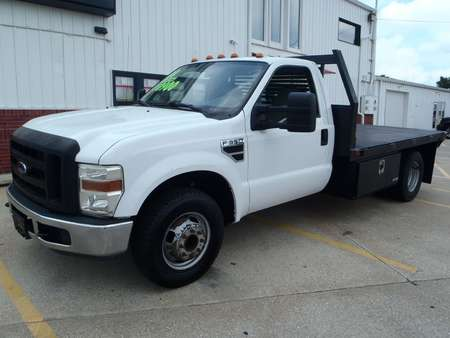 2008 Ford F-350 SUPER DUTY for Sale  - D47481  - Martinson's Used Cars, LLC
