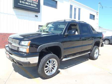 2006 Chevrolet Avalanche 1500 for Sale  - 153679  - Martinson's Used Cars, LLC