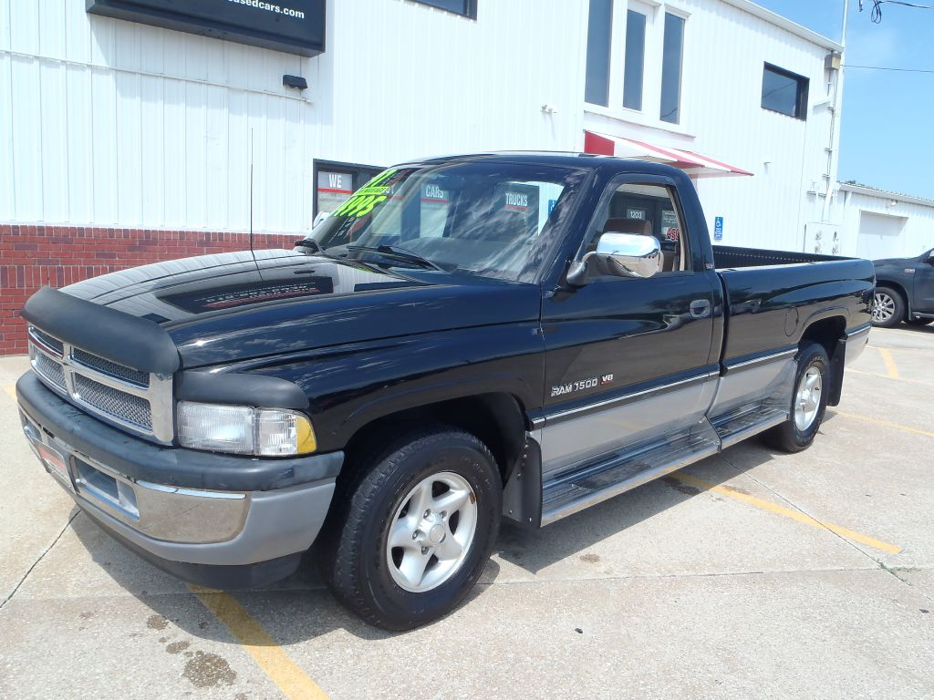1997 Dodge Ram 1500  - Martinson's Used Cars, LLC