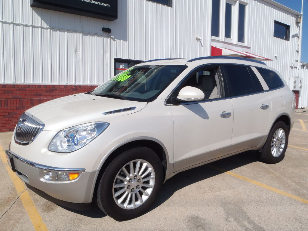 2012 Buick Enclave  - Martinson's Used Cars, LLC
