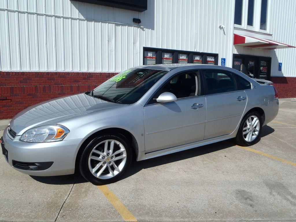 2009 Chevrolet Impala  - Martinson's Used Cars, LLC