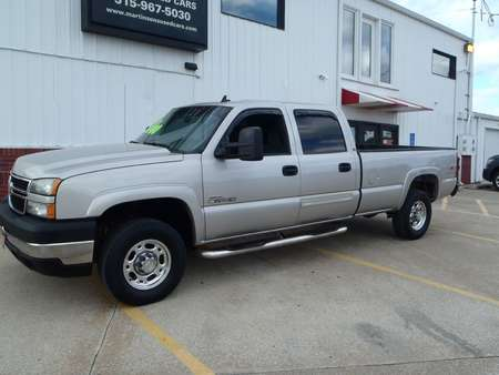 2006 Chevrolet Silverado 2500 HEAVY DUTY for Sale  - 01381  - Martinson's Used Cars, LLC