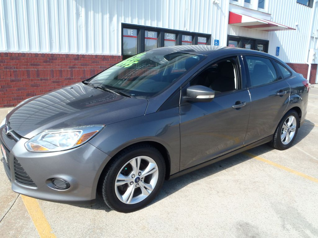 2014 Ford Focus  - Martinson's Used Cars, LLC