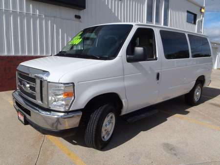 2011 Ford Econoline E350 SUPER DUTY WAGON for Sale  - 67377  - Martinson's Used Cars, LLC