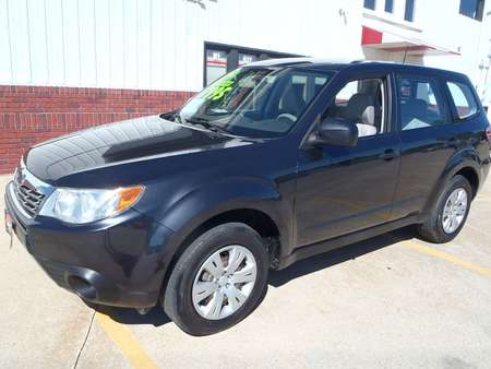2009 Subaru Forester 2.5X for Sale  - 94982  - Martinson's Used Cars, LLC