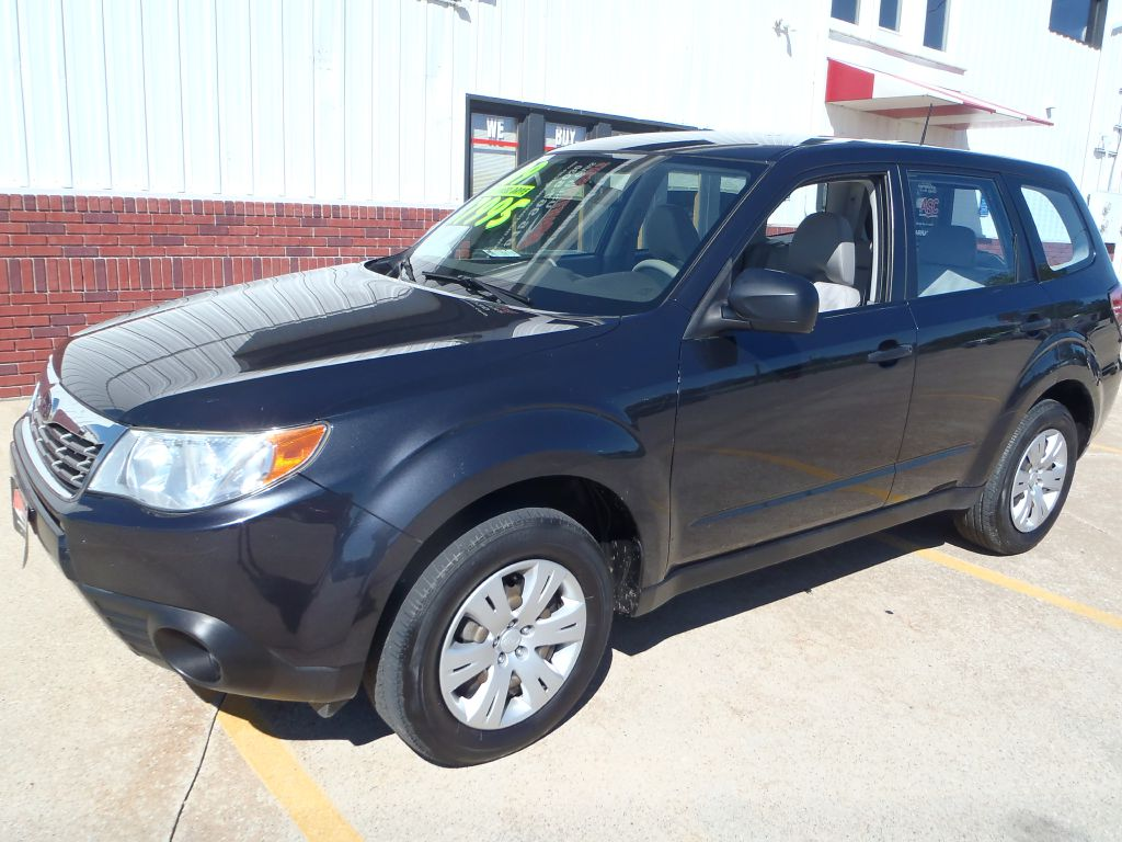 2009 Subaru Forester  - Martinson's Used Cars, LLC