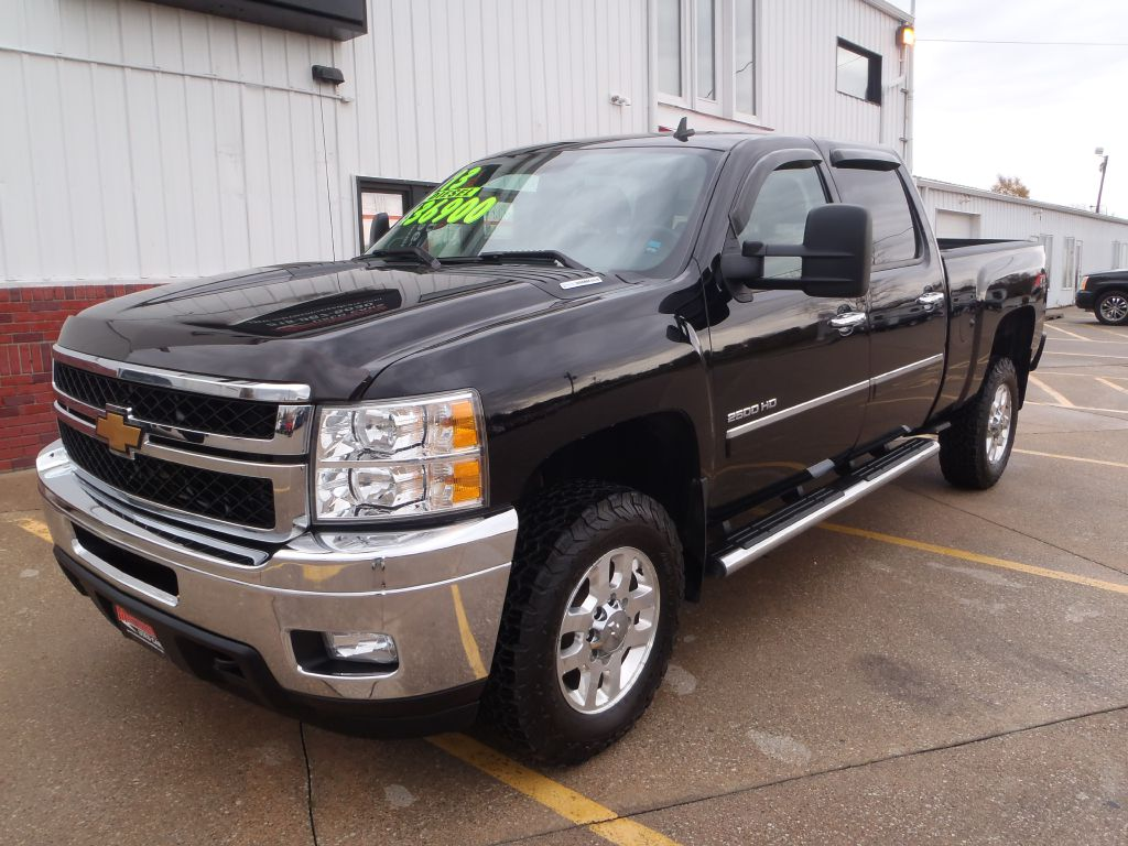 2013 Chevrolet Silverado 2500  - Martinson's Used Cars, LLC
