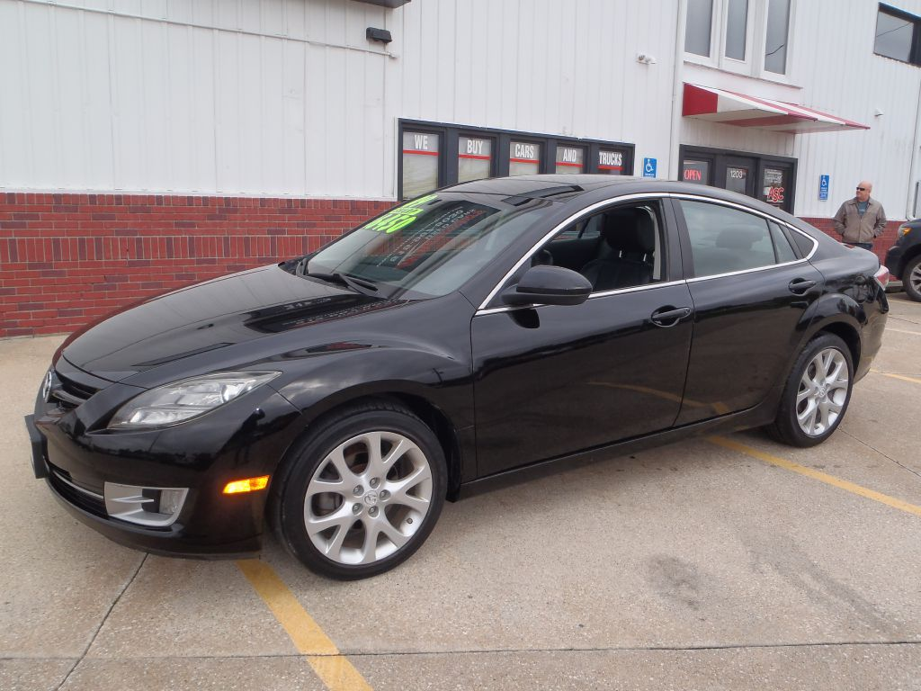 2009 Mazda 6  - Martinson's Used Cars, LLC